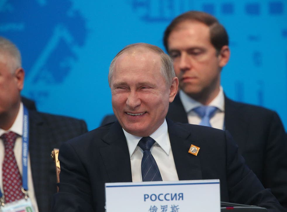 Mr Putin's personal fortune has been the subject of intense debate and speculation