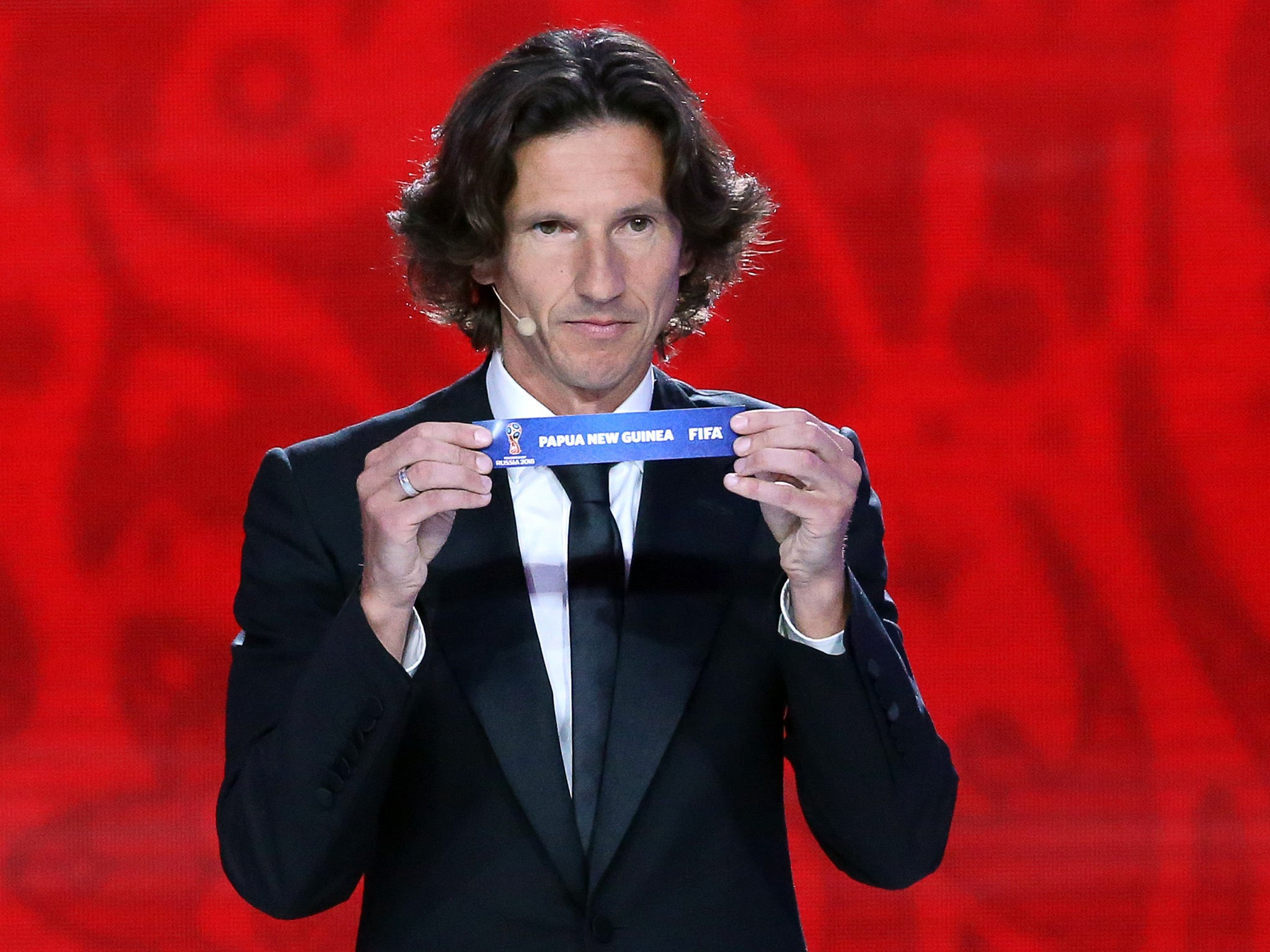 Russia anti-racism chief Alexey Smertin guarantees there will be no racism at 2018 World Cup