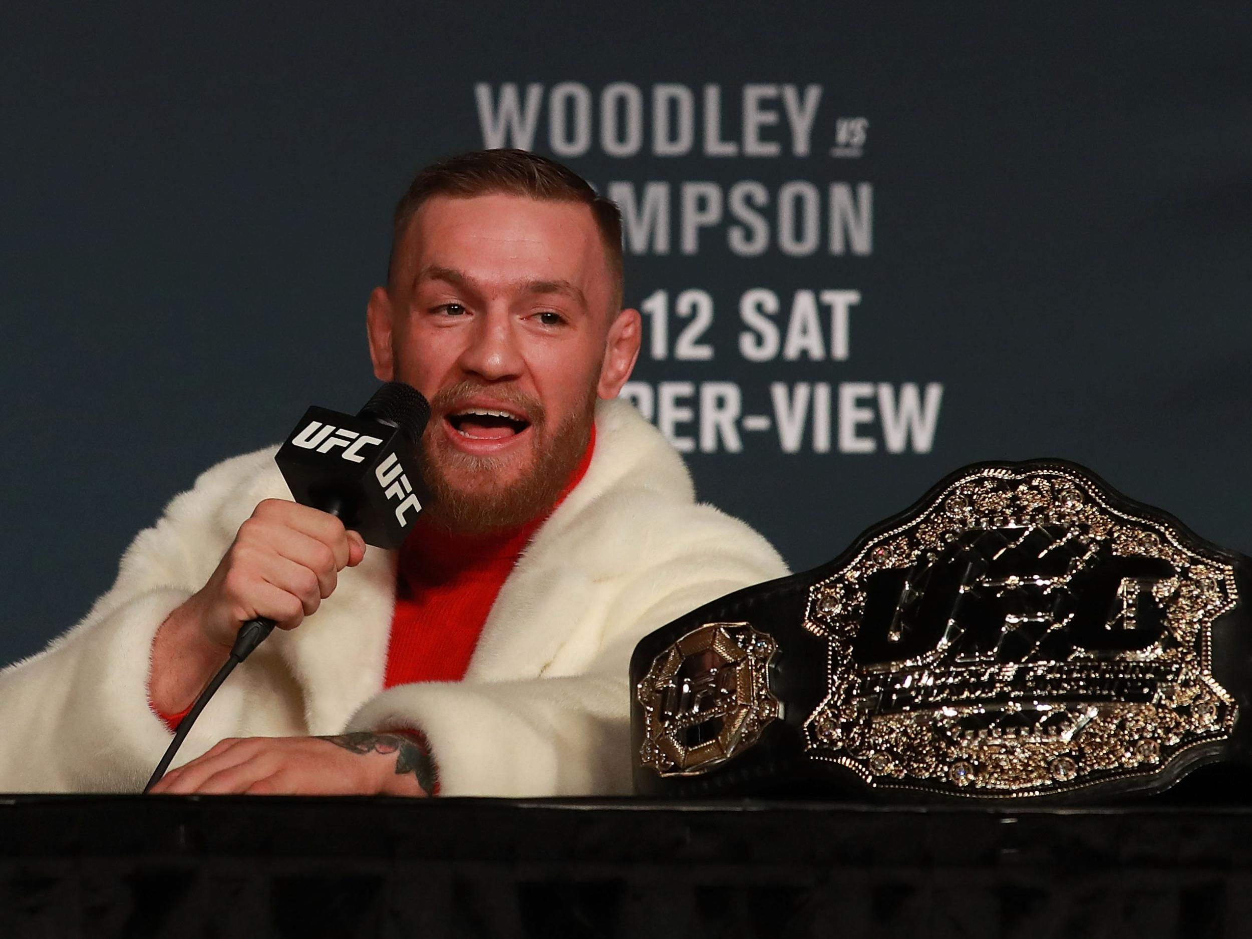 The rise and fall of Conor McGregor - how a lovable rogue