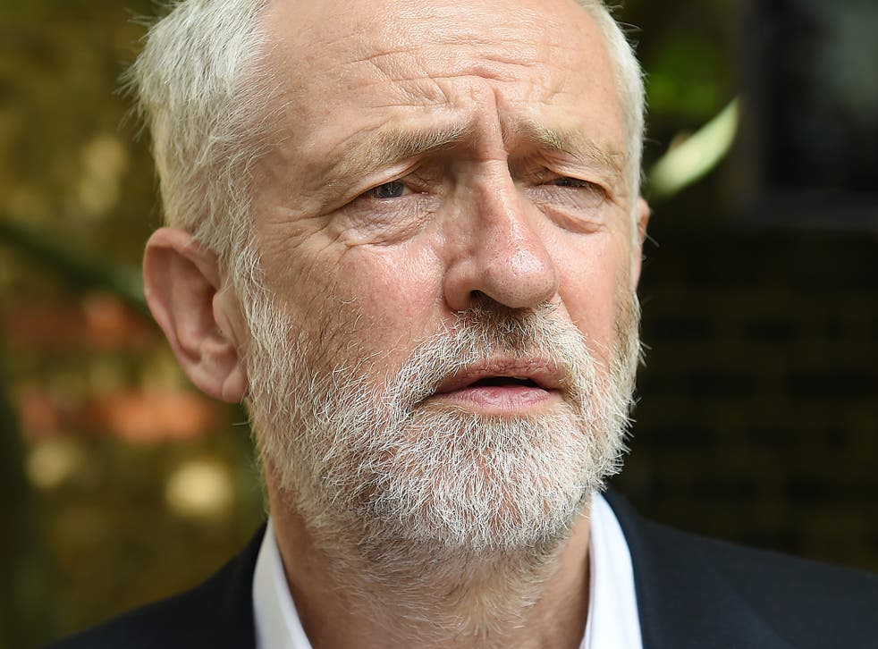 Jeremy Corbyn repeated his call to requisition empty properties