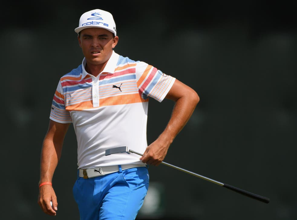 Fowler equalled the record for an opening round at the US Open
