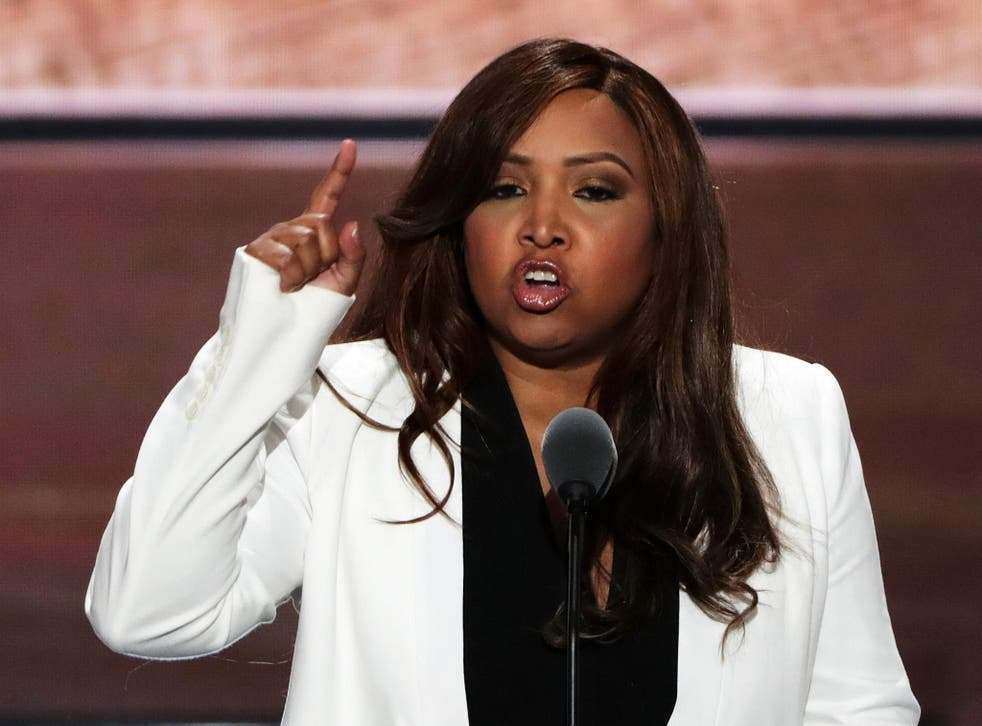 Lynne Patton was a senior assistant on Donald Trump's presidential campaign
