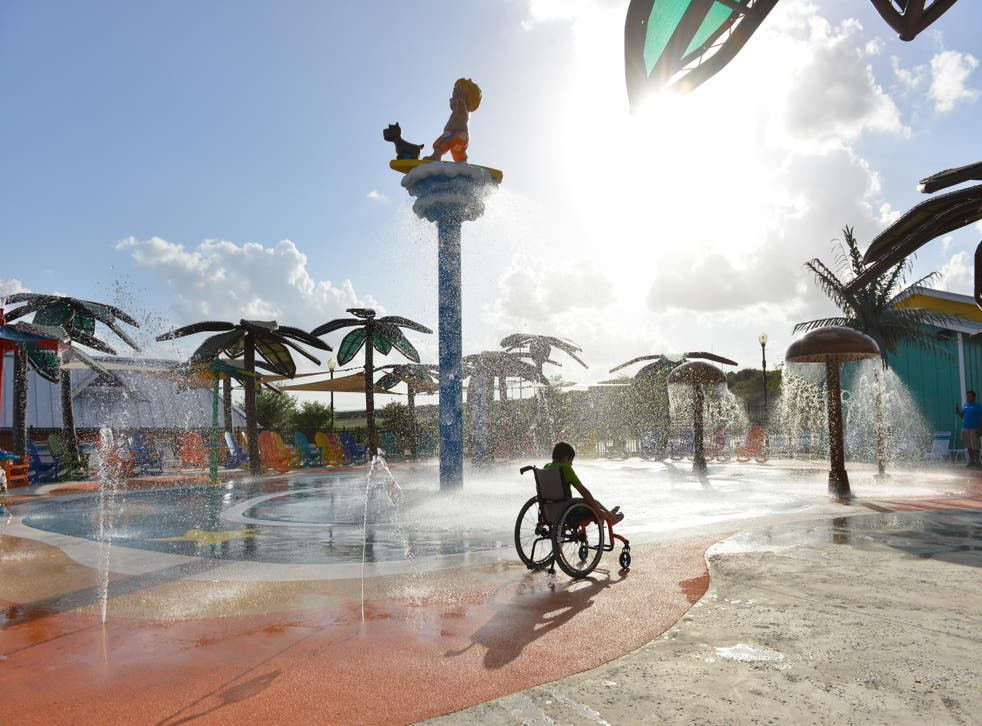 Morgan's Inspiration Island will be the world's first accessible waterpark