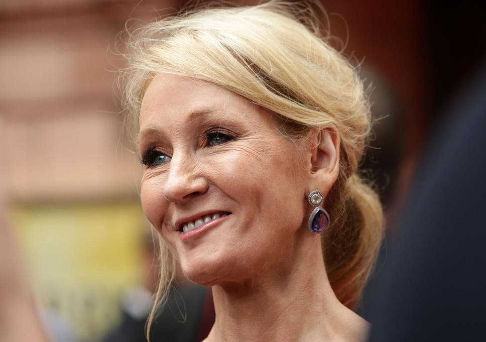 A mother criticized Rowling for what she said were false claims about how  the President treated 7fa5c70b0