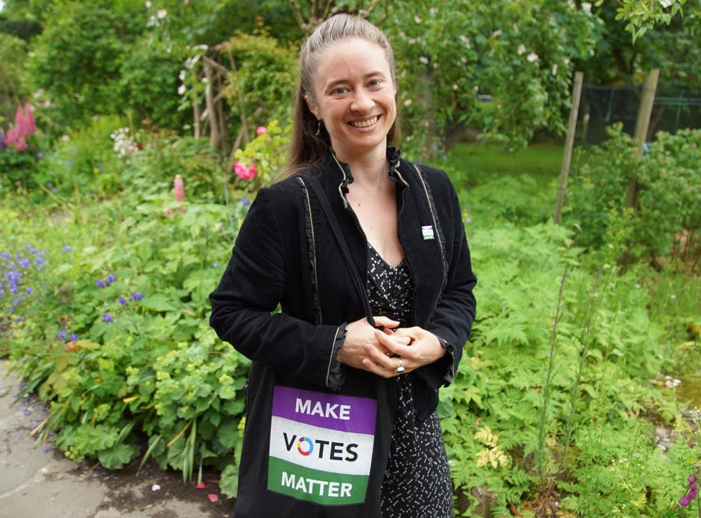 Klina Jordan is co-director and facilitator at Make Votes Matter, a non-profit venture that aims to change the voting system in the UK from first past the post to proportional representation by 2021.