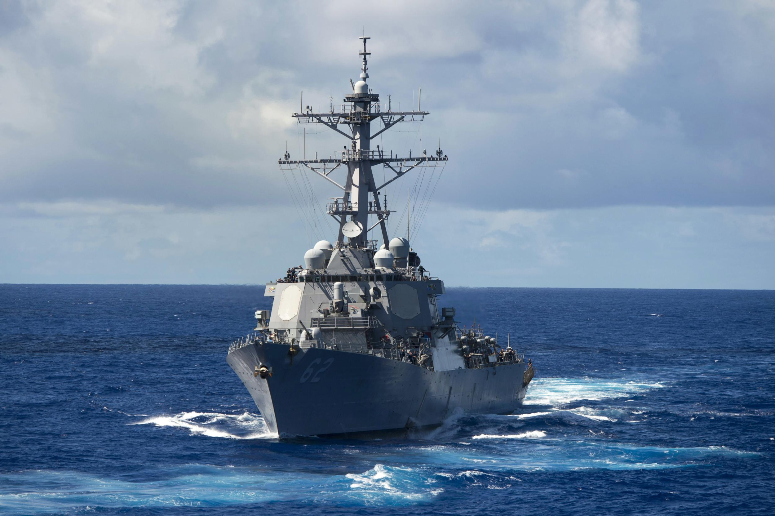 - uss fitzgerald us destroyer sinking - US warship starts to sink off coast of Japan after colliding with merchant ship