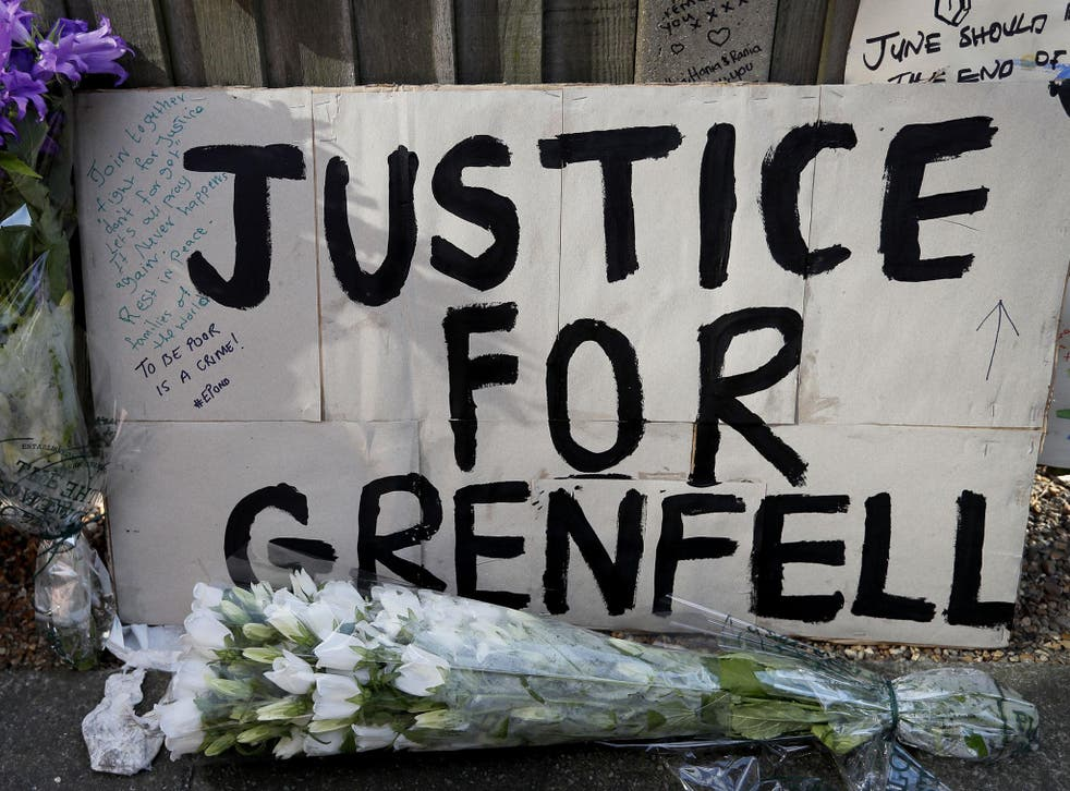 At least 58 people died, or are missing, presumed dead, in the Grenfell Tower tragedy