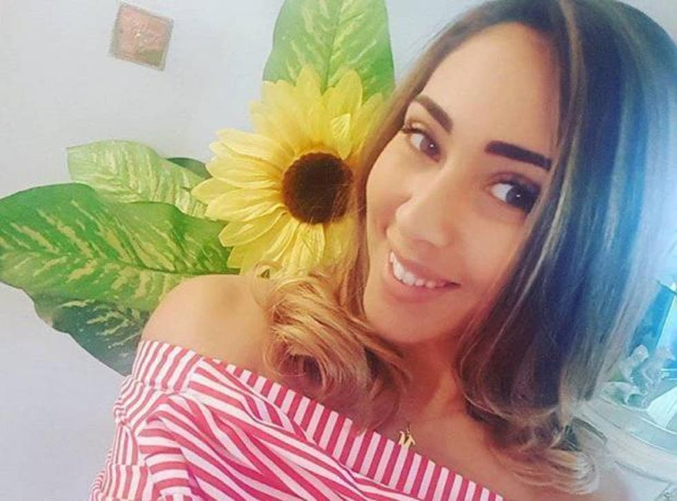 Mariem Elgwahry (pictured), 27, and Nadia Choucair, 33, reportedly received letters ordering them to stop their campaign