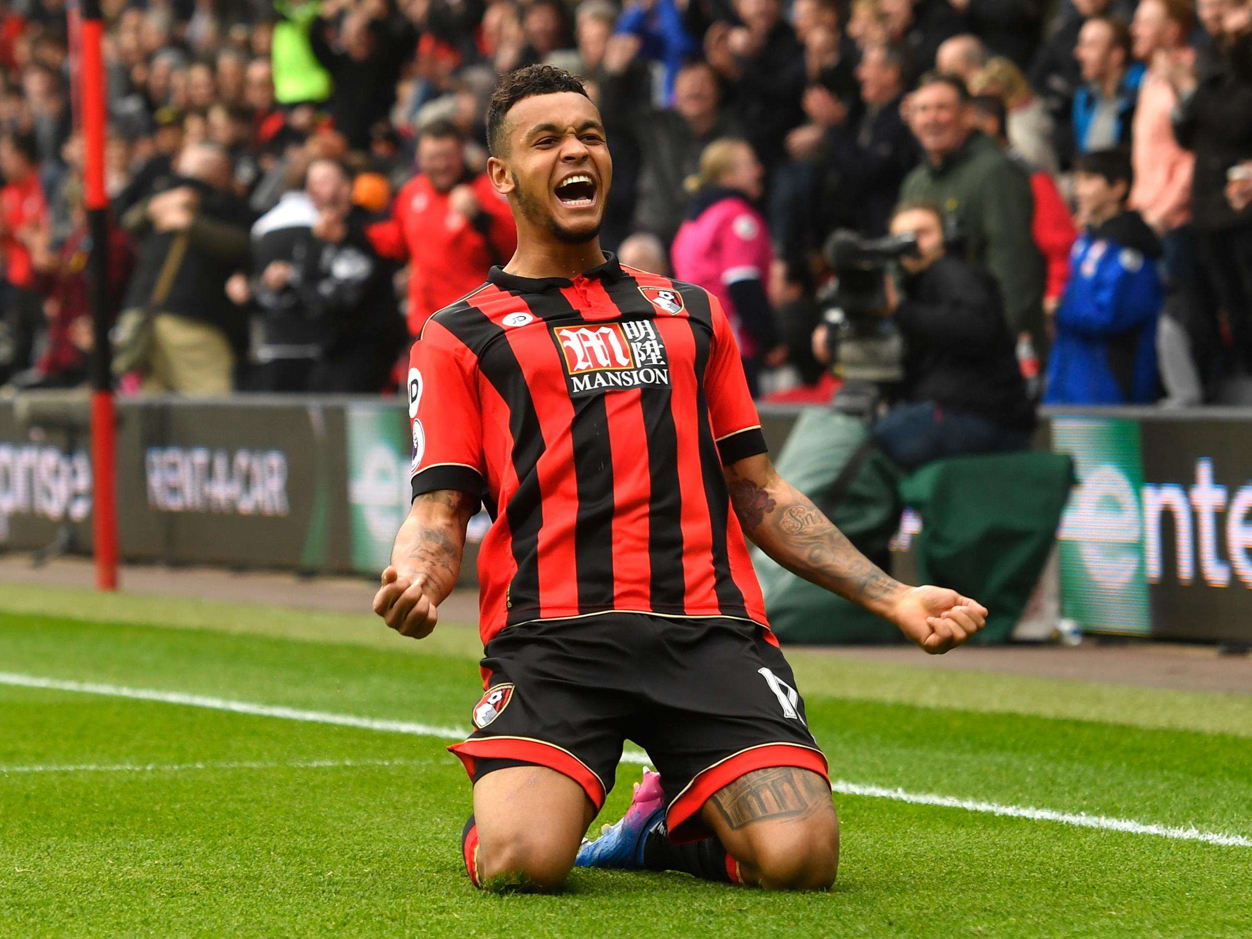 Tottenham transfer news: Bournemouth striker Josh King 'intrigued' by Spurs  link but insists he is happy on south coast   The Independent   The  Independent