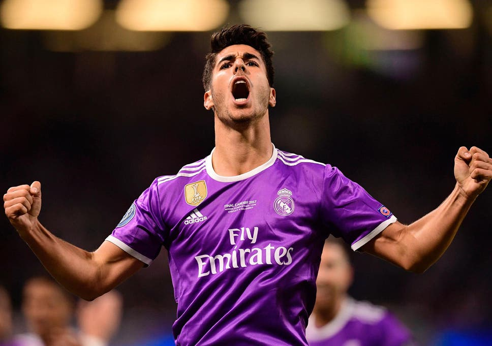 new style d4709 fcb7b Marco Asensio is well on his way to becoming Spain and Real ...