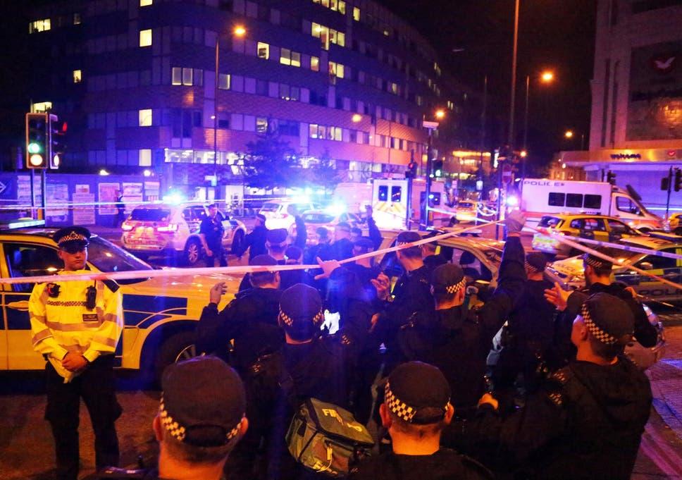 Finsbury Park attack trial: Darren Osborne was 'smiling' after