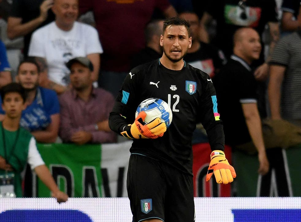 Gianluigi Donnarumma has come in for hefty criticism in the wake of his decision