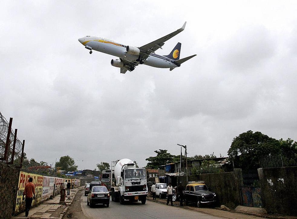 Two pilots fought during a Jet Airways flight from London to Mumbai