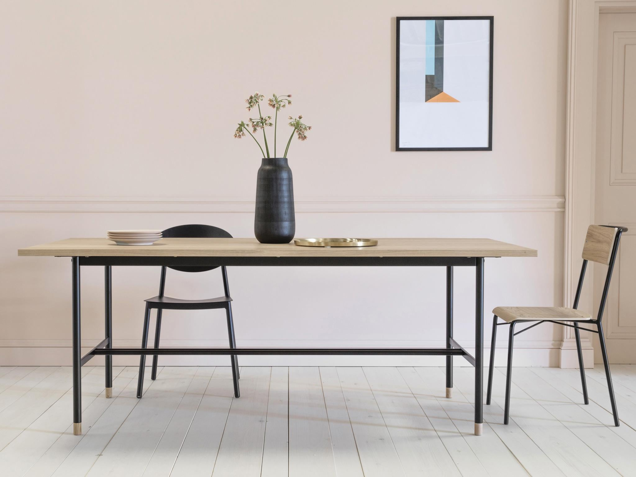 10 best dining tables the independent for Dining room table top ideas