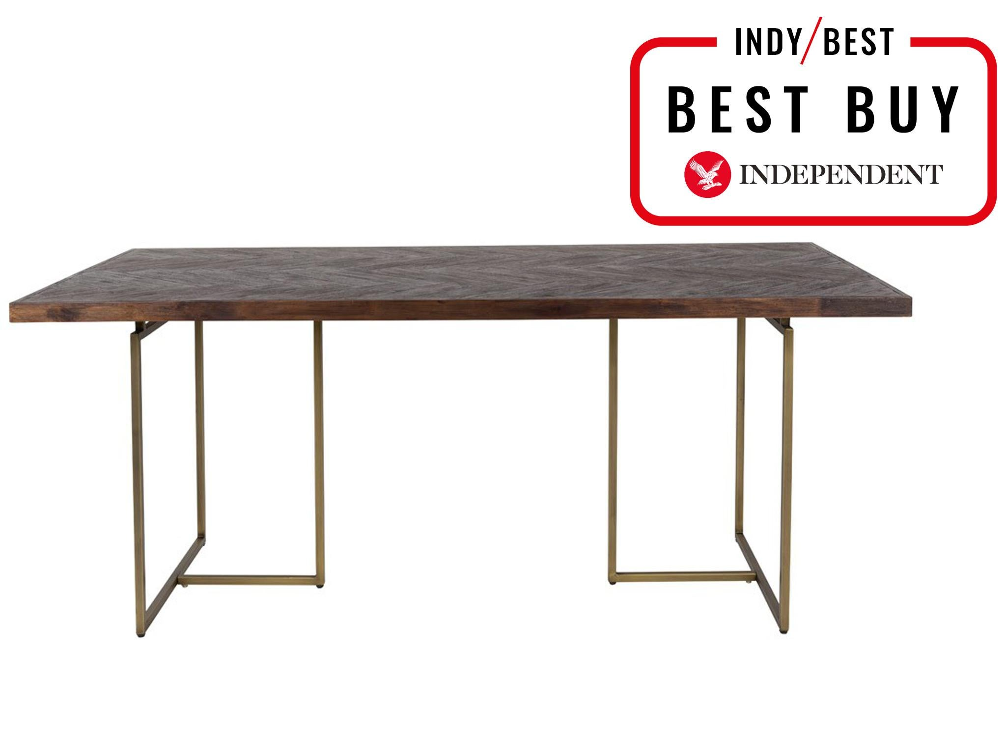 Terrific 10 Best Dining Tables The Independent Download Free Architecture Designs Xaembritishbridgeorg
