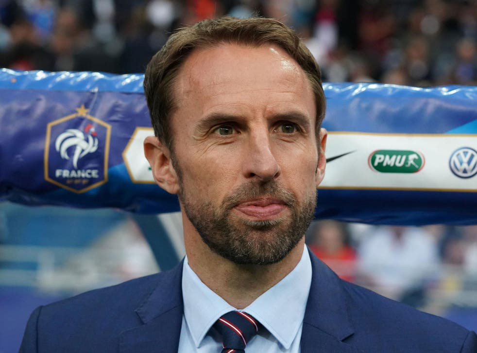 Gareth Southgate is in Poland assisting the Under-21s