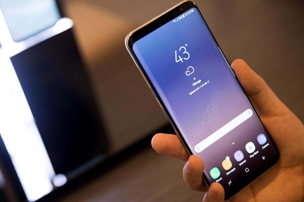 Five Reasons to Upgrade to the Samsung Galaxy S8