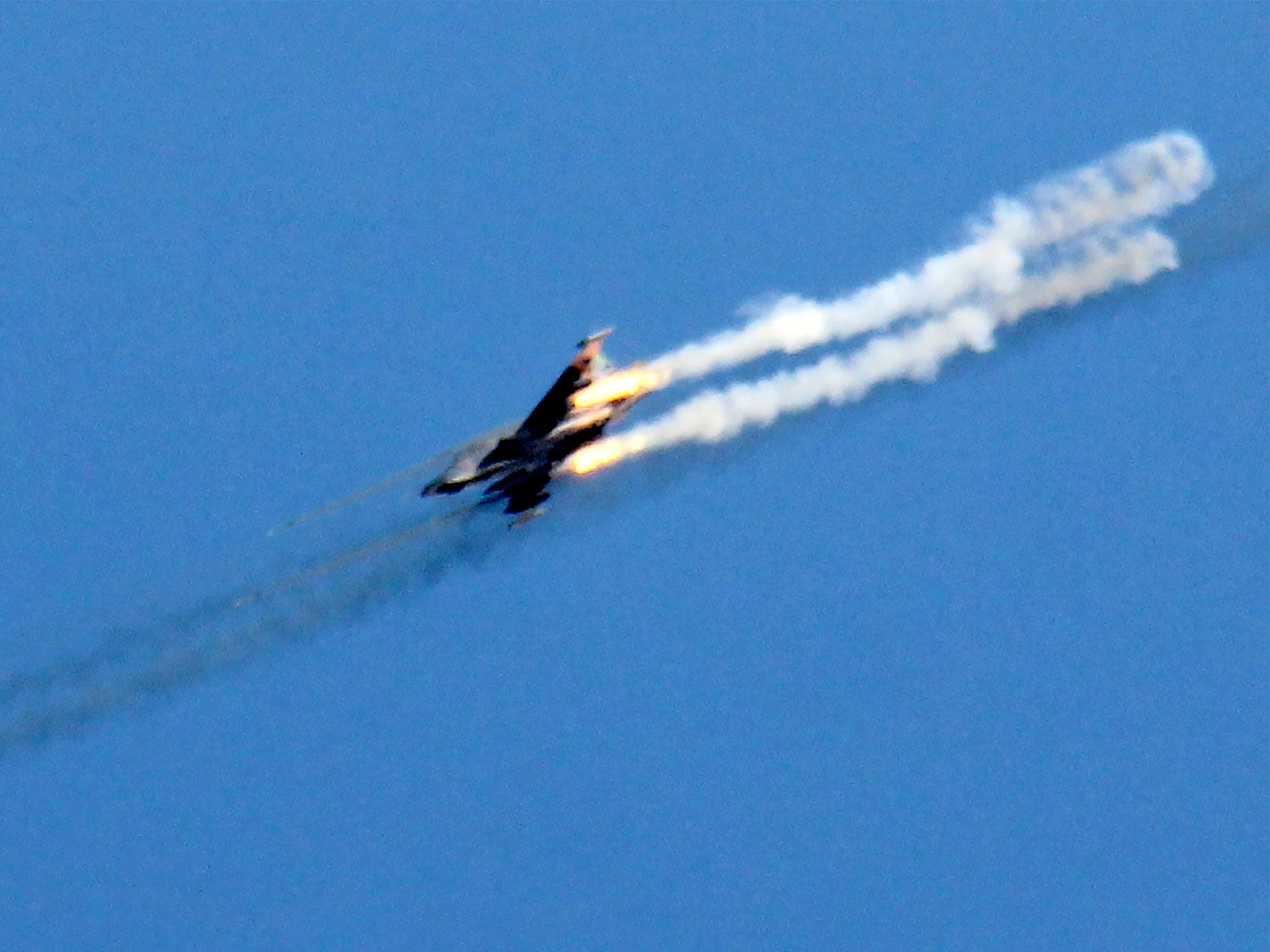 The US seems keener to strike at Syria