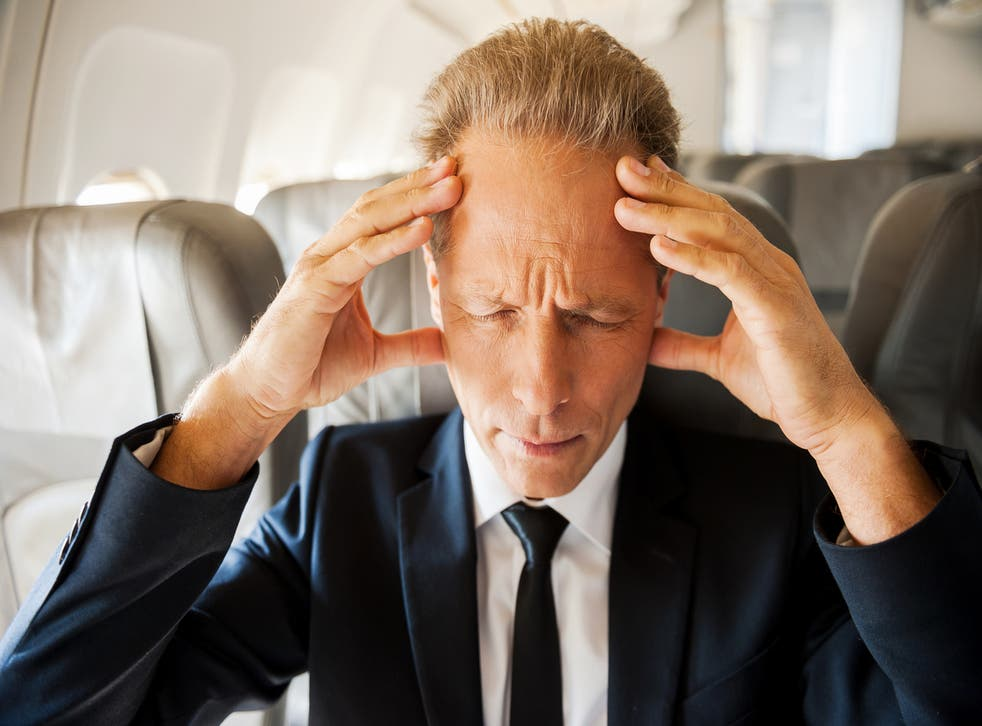 Air on planes could could long-term health issues