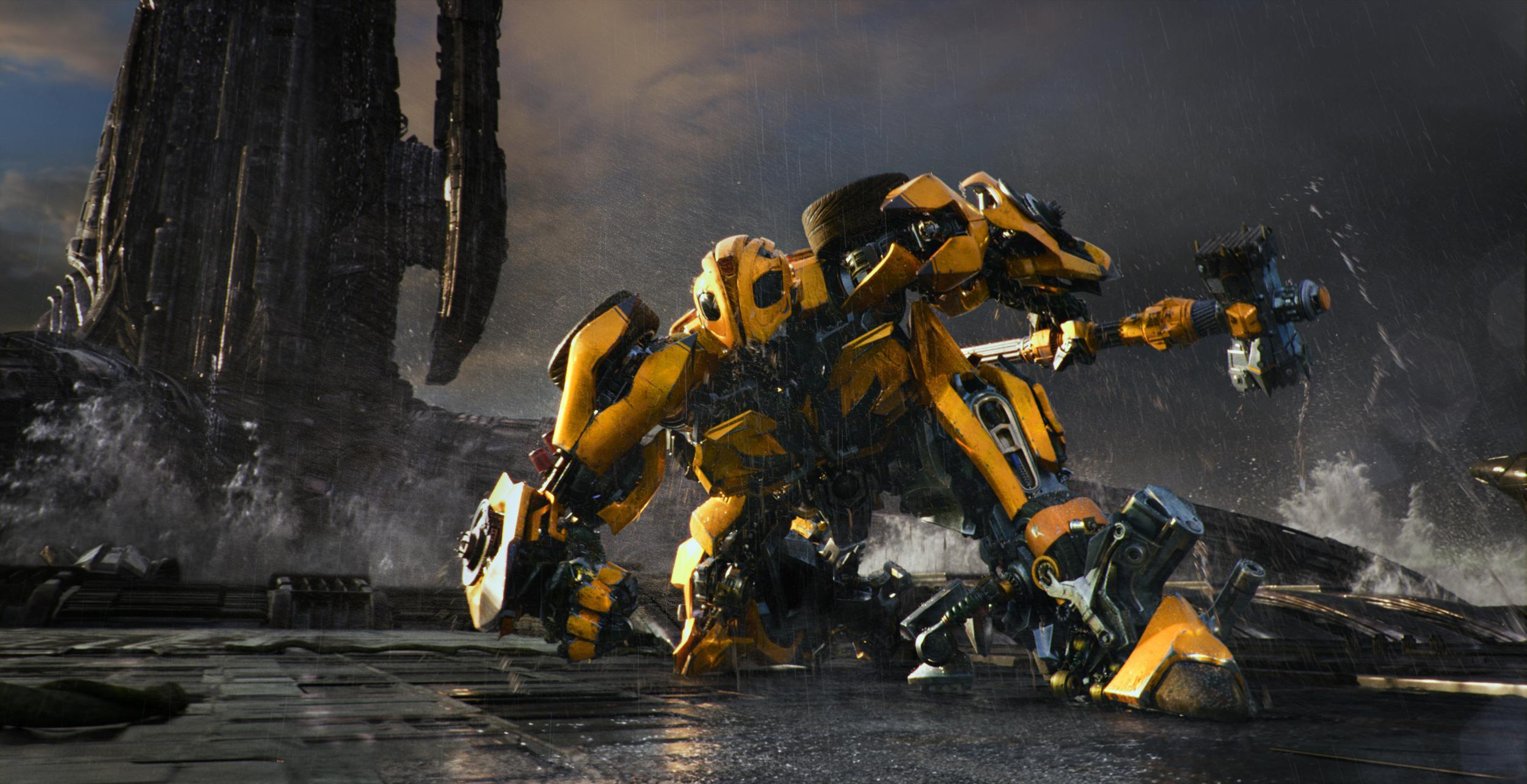 Meet the main characters of Transformers: The Last Knight