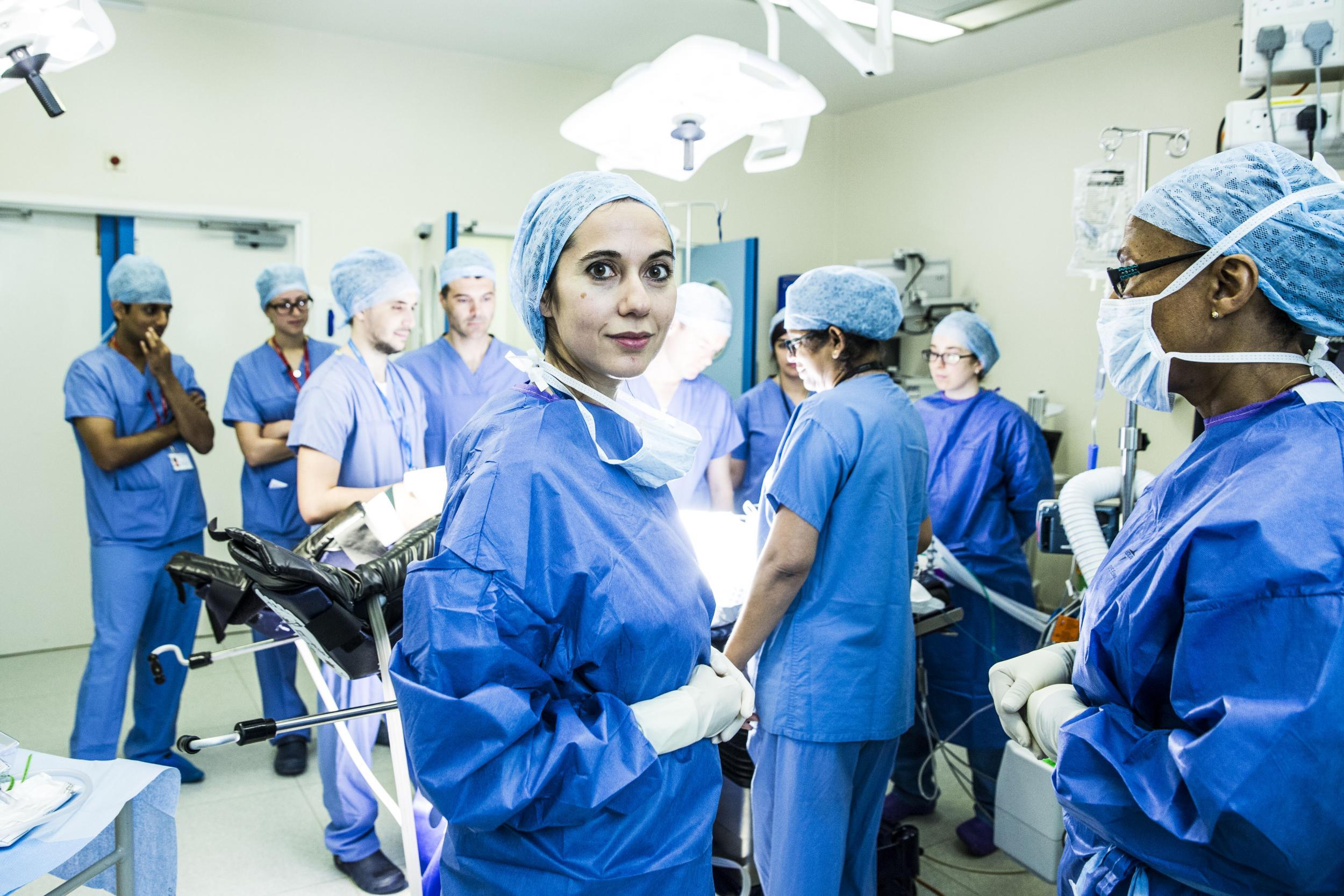 Last night's TV review, Hospital (BBC2): How medical professionals face what the terrorists ...