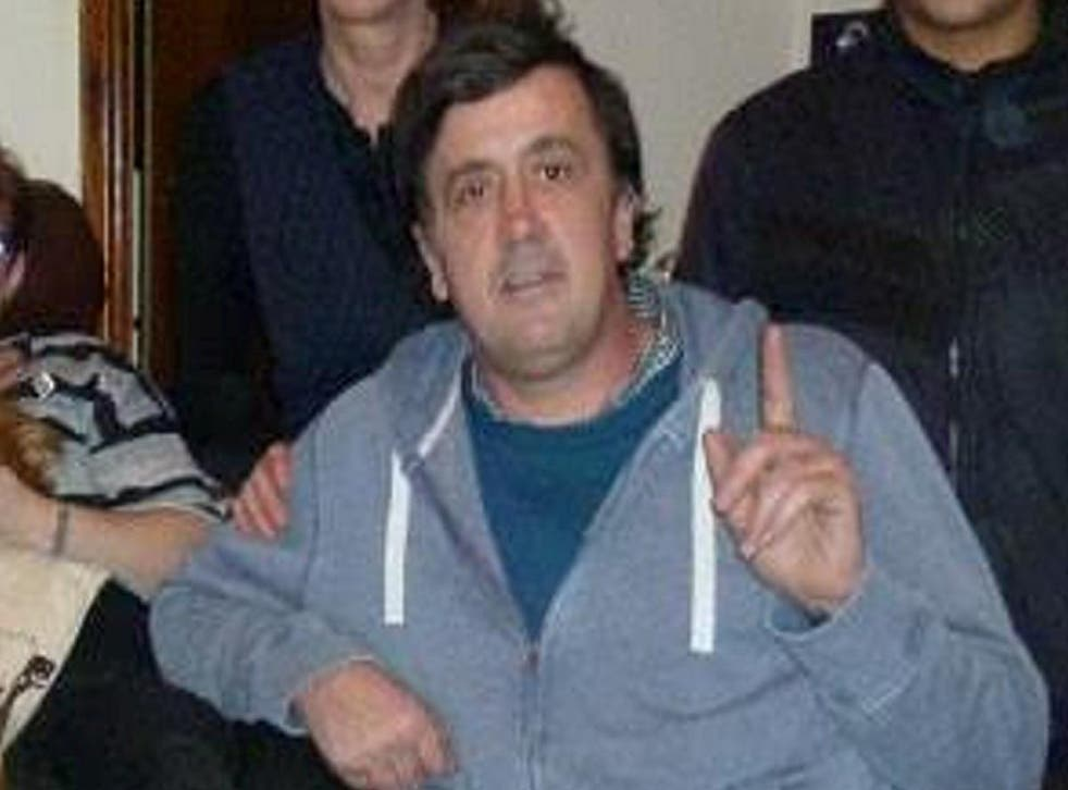 Darren Osborne has been arrested on suspicion of terror offences
