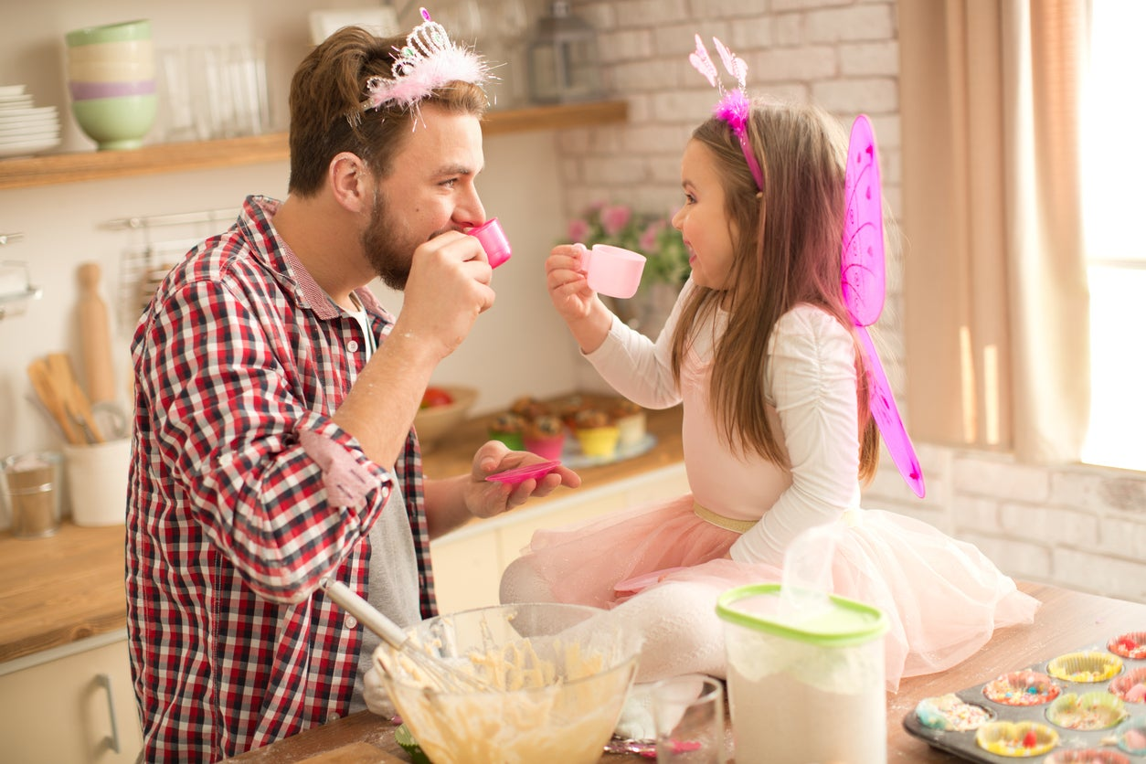 Woke Daddy: The feminist dad challenging toxic masculinity and facing right-wing abuse