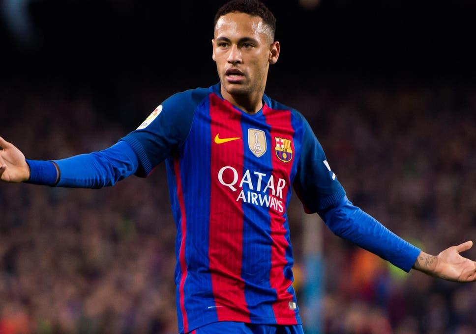 Image result for neymar barcelona real madrid