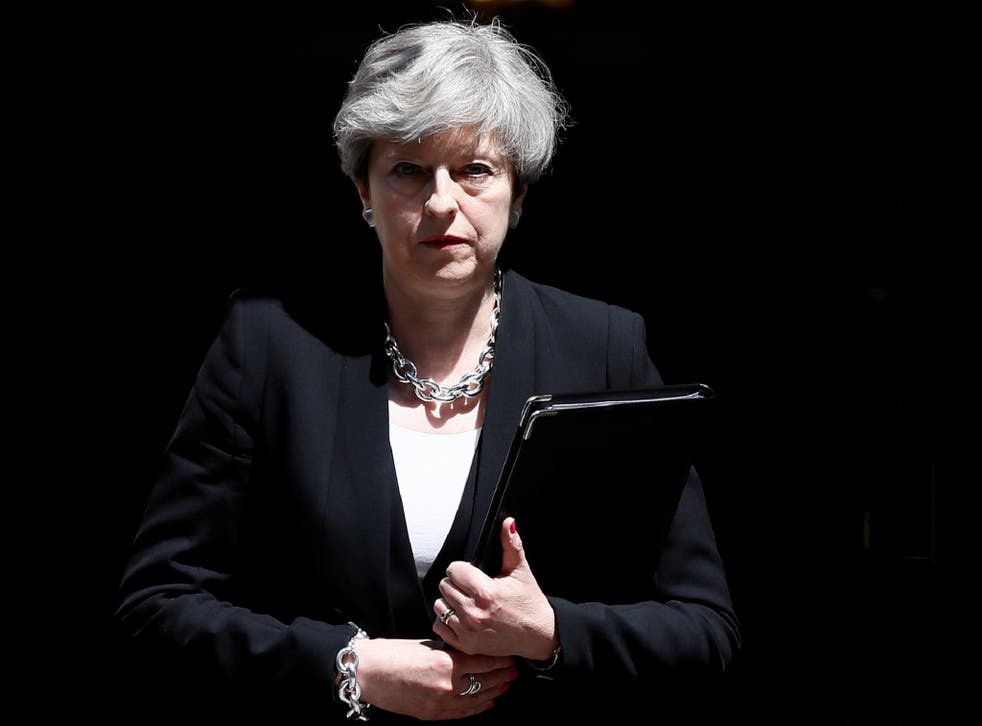 Prime Minister said the Government was still in talks with the DUP to define a confidence and supply arrangement