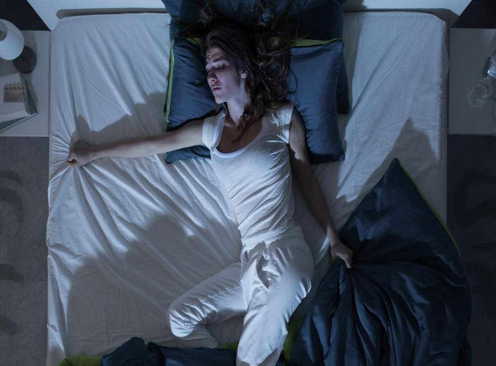 More than 80 per cent of adults are woken up at night by money worries
