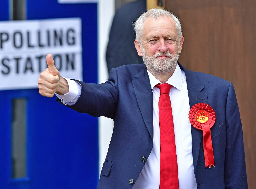 Jeremy Corbyn is ahead of Theresa May for the first time in a poll by YouGov over who would make the best prime minister
