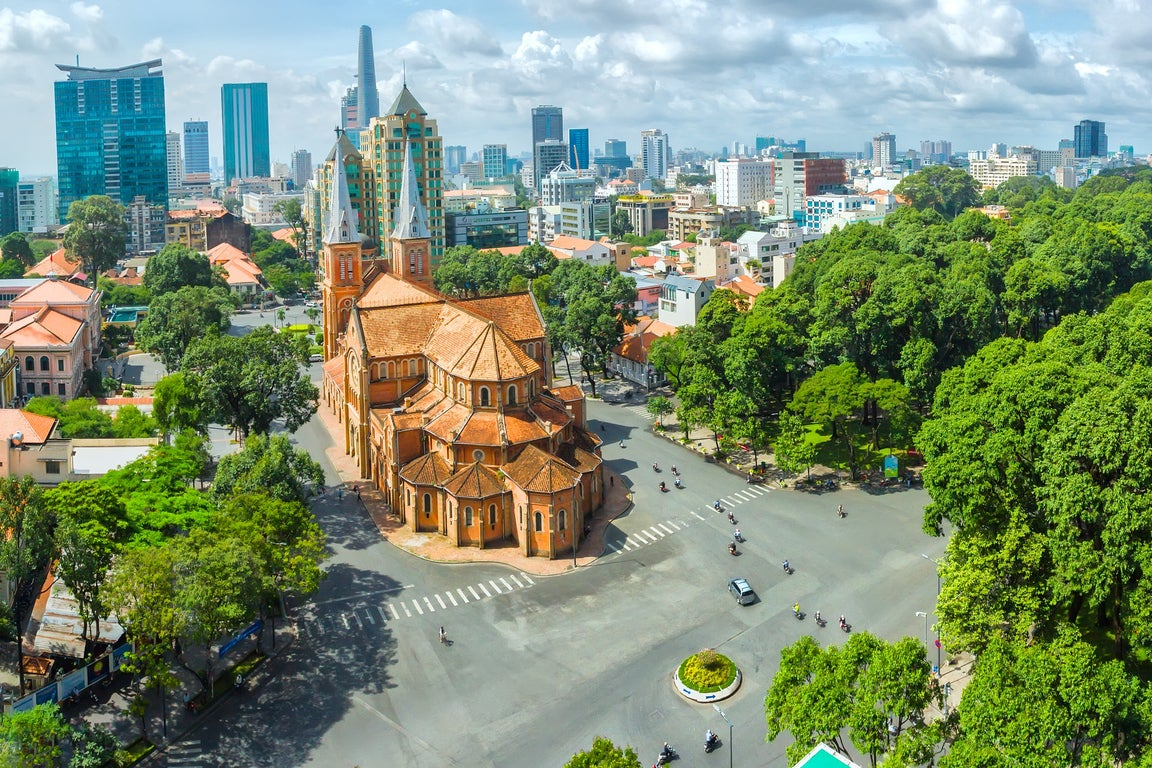 How to spend a weekend break in Ho Chi Minh City