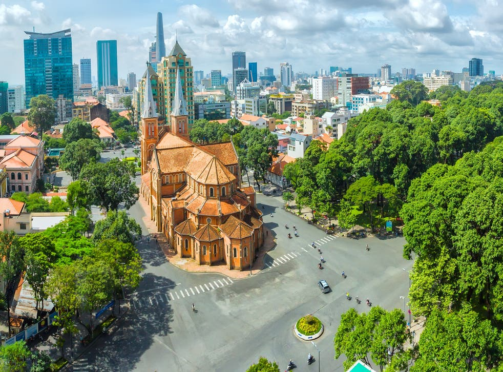 Ho Chi Minh City has a fascinating past