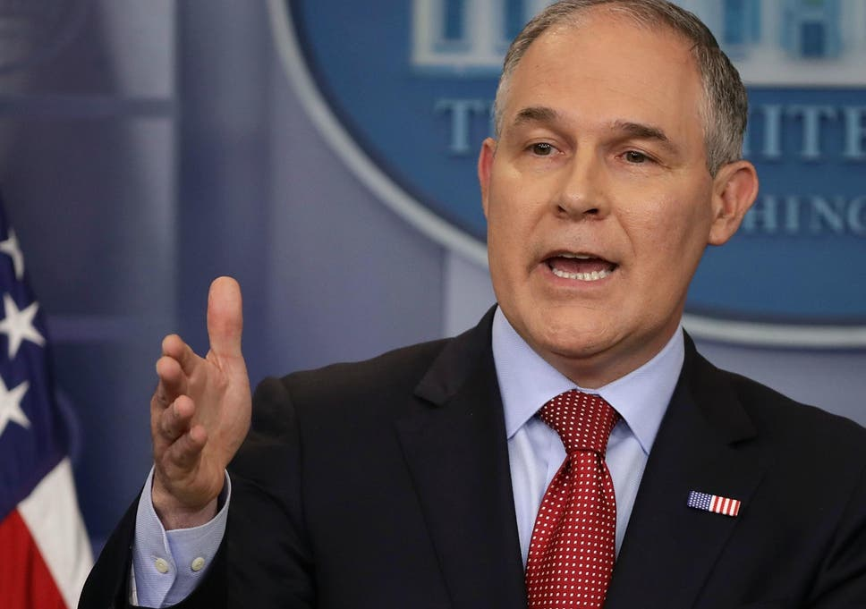 The Epa Is Closing Office That Helps >> Trump Administration Dissolves Epa Office That Tests Effects Of