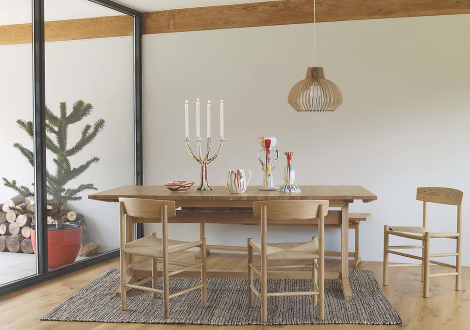 Best Extendable Dining Tables The Independent - Glass dining table for 10