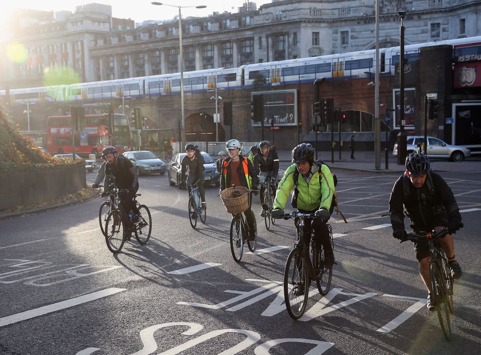 TfL will work to make London's entire road transport system zero emission by 2050 at the latest
