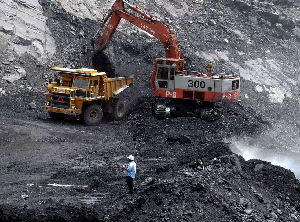 India has announced it will not build any more coal plants after 2022