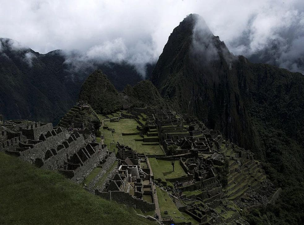 Machu Picchu has long suffered from overcrowding