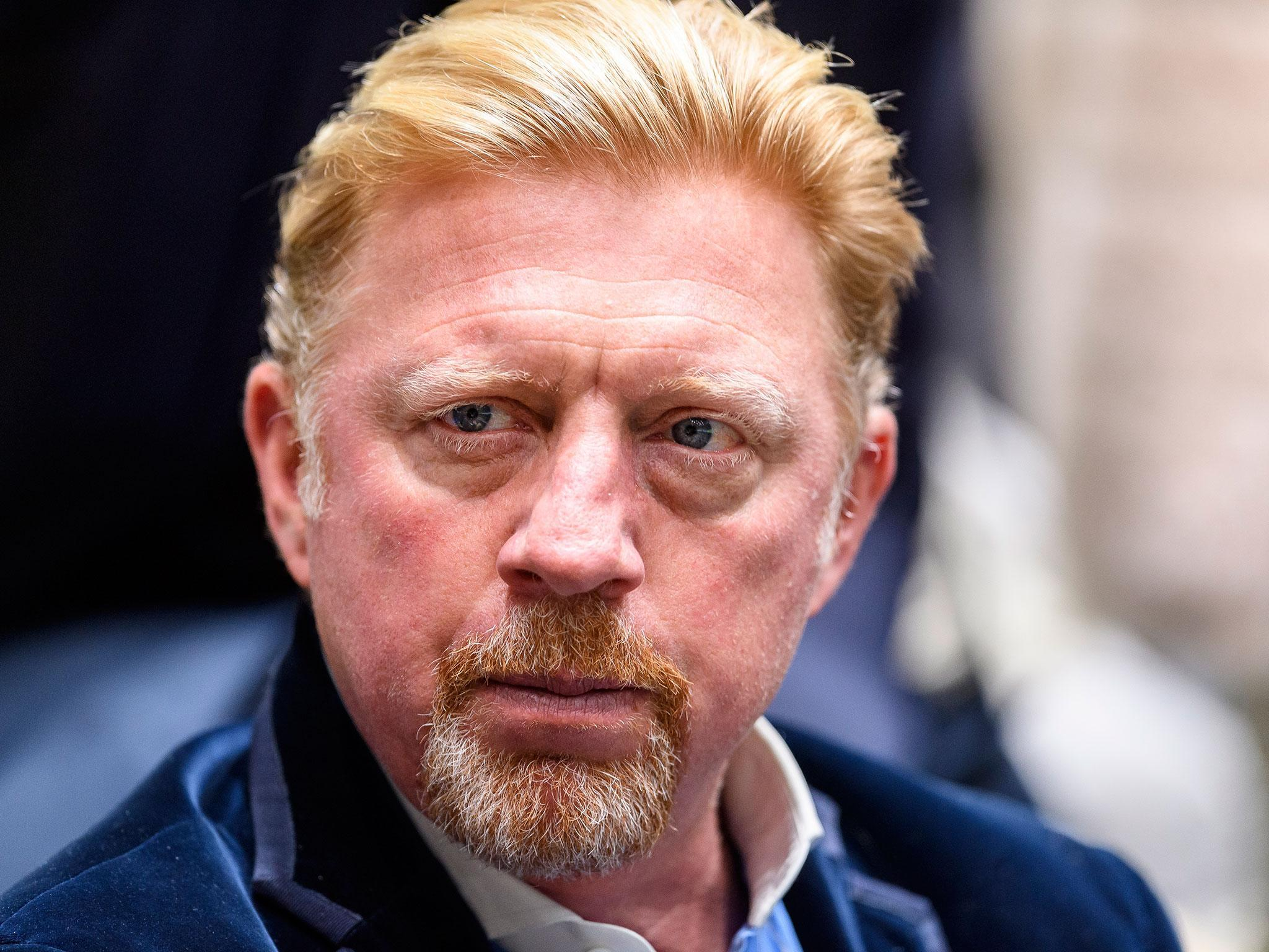 Boris Becker condemned as a man with his head in the sand after