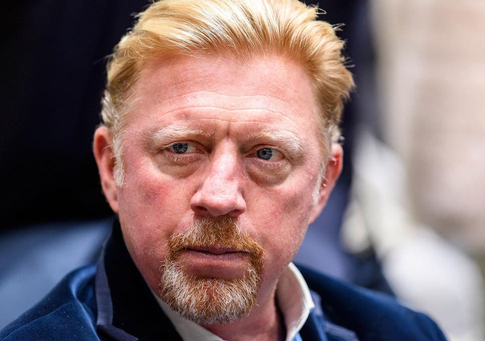 Boris Becker Was Declared Bankrupt At The High Court On Wednesday
