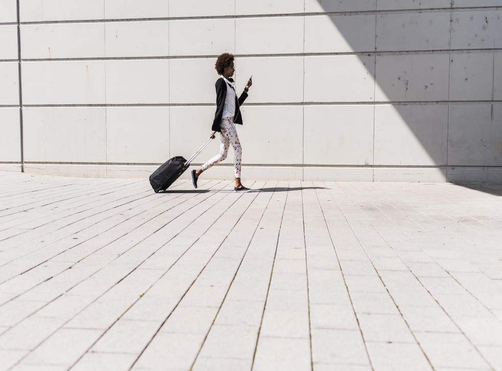 Women are travelling along in growing numbers, but have specific concerns