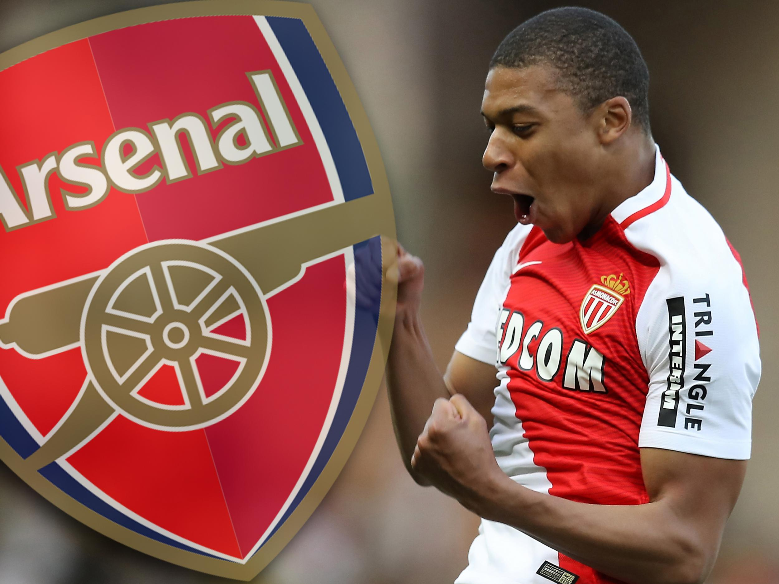 Kylian Mbappe Considering Arsenal 'stepping-stone' Move