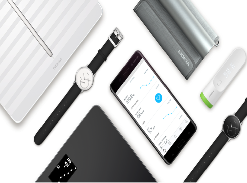 The comprehensive Withings smartphone app has already been updated with a wholly new, entirely elegant-looking interface