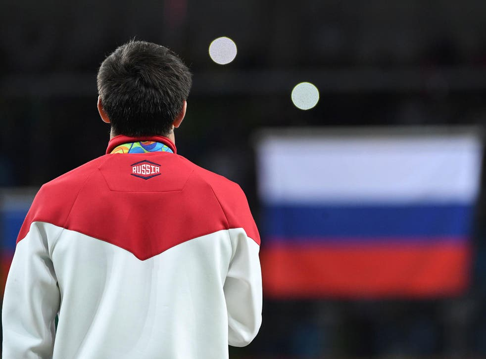 Russia's athletes have been banned from competing at the World Athletics Championships