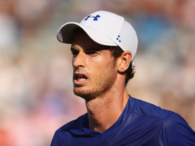 Andy Murray is still expected to perform well at Wimbledon