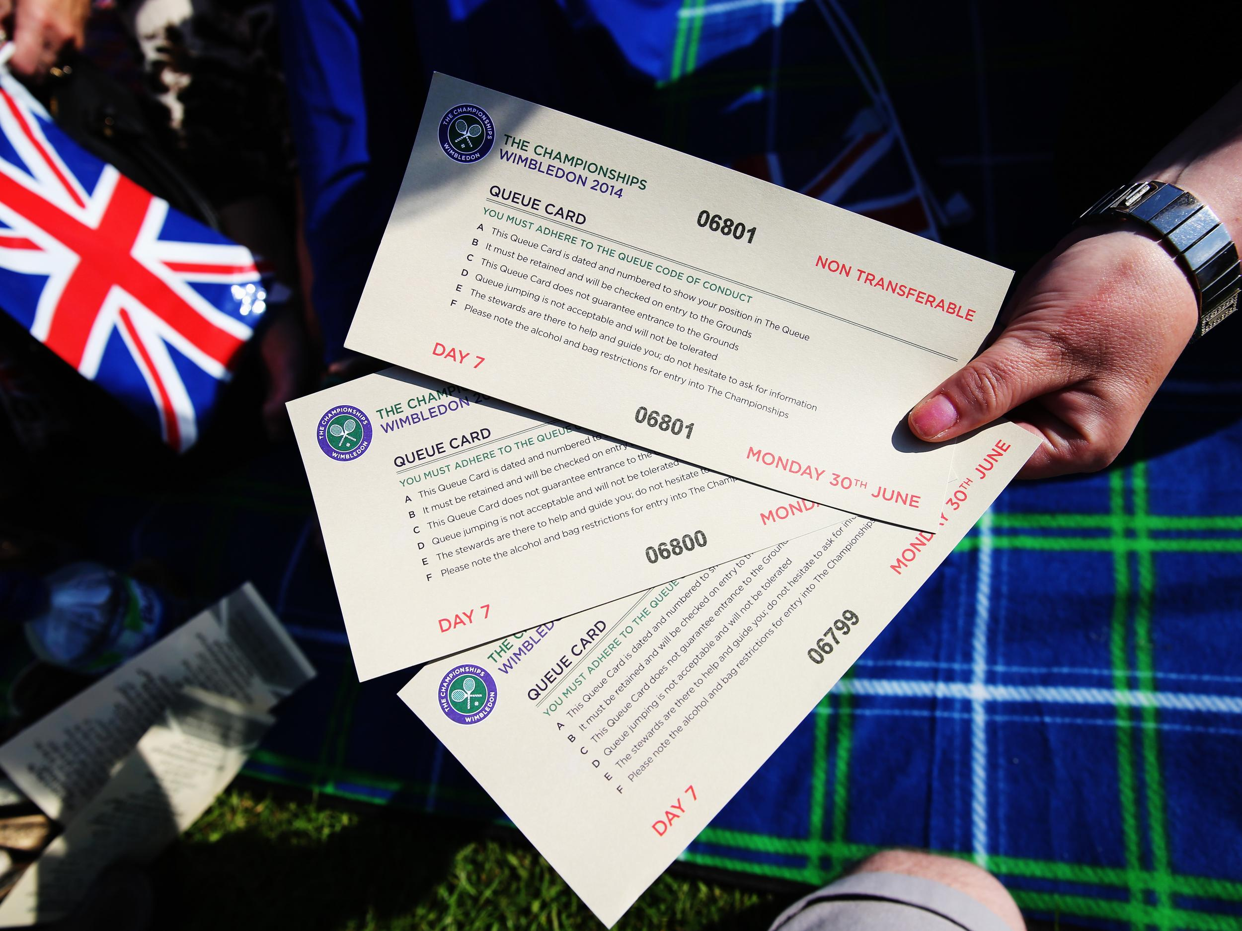 How to get Wimbledon 2019 tickets - queuing tips and how to buy ...
