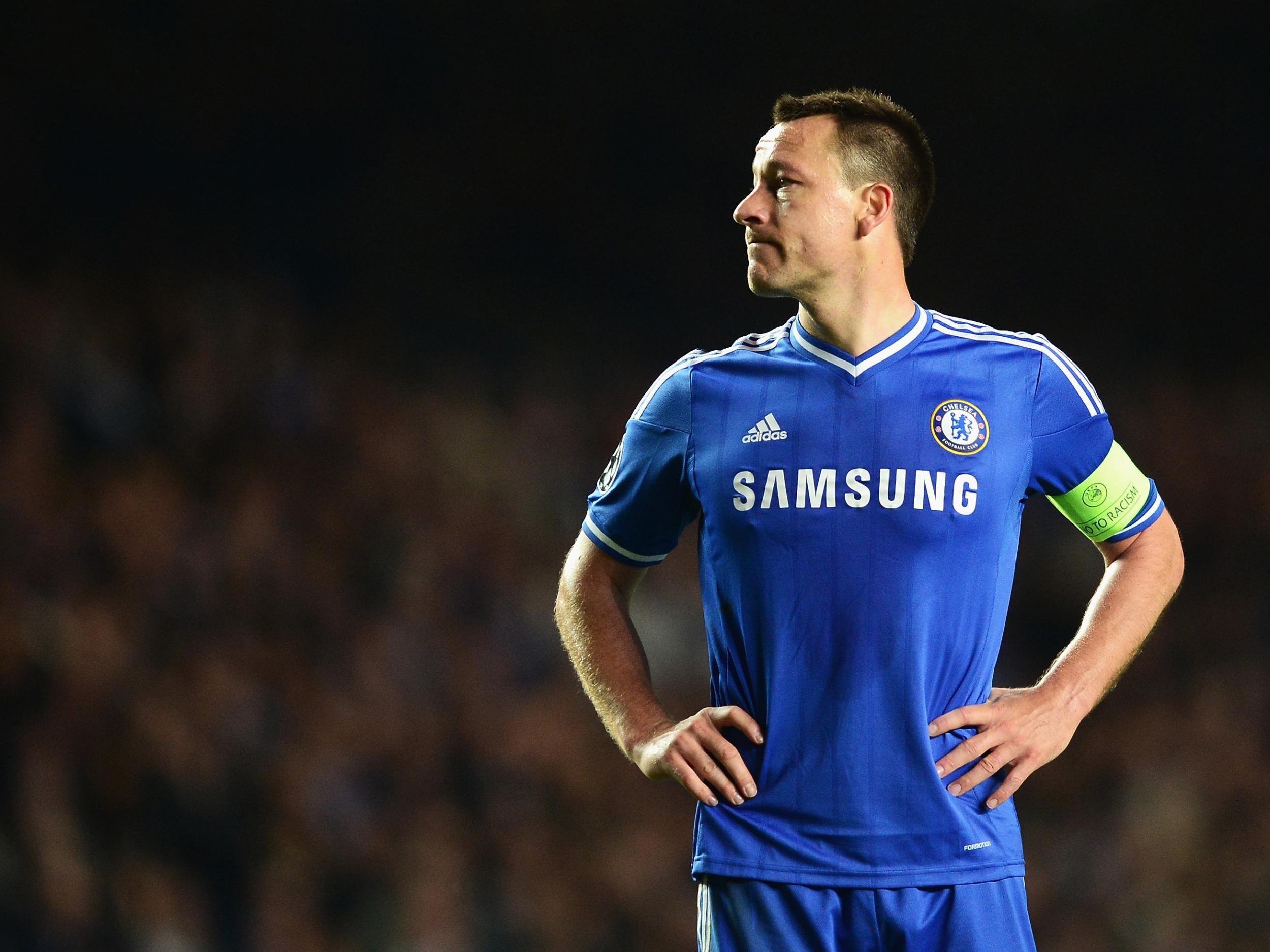 Aston Villa hold talks with John Terry and remain determined to