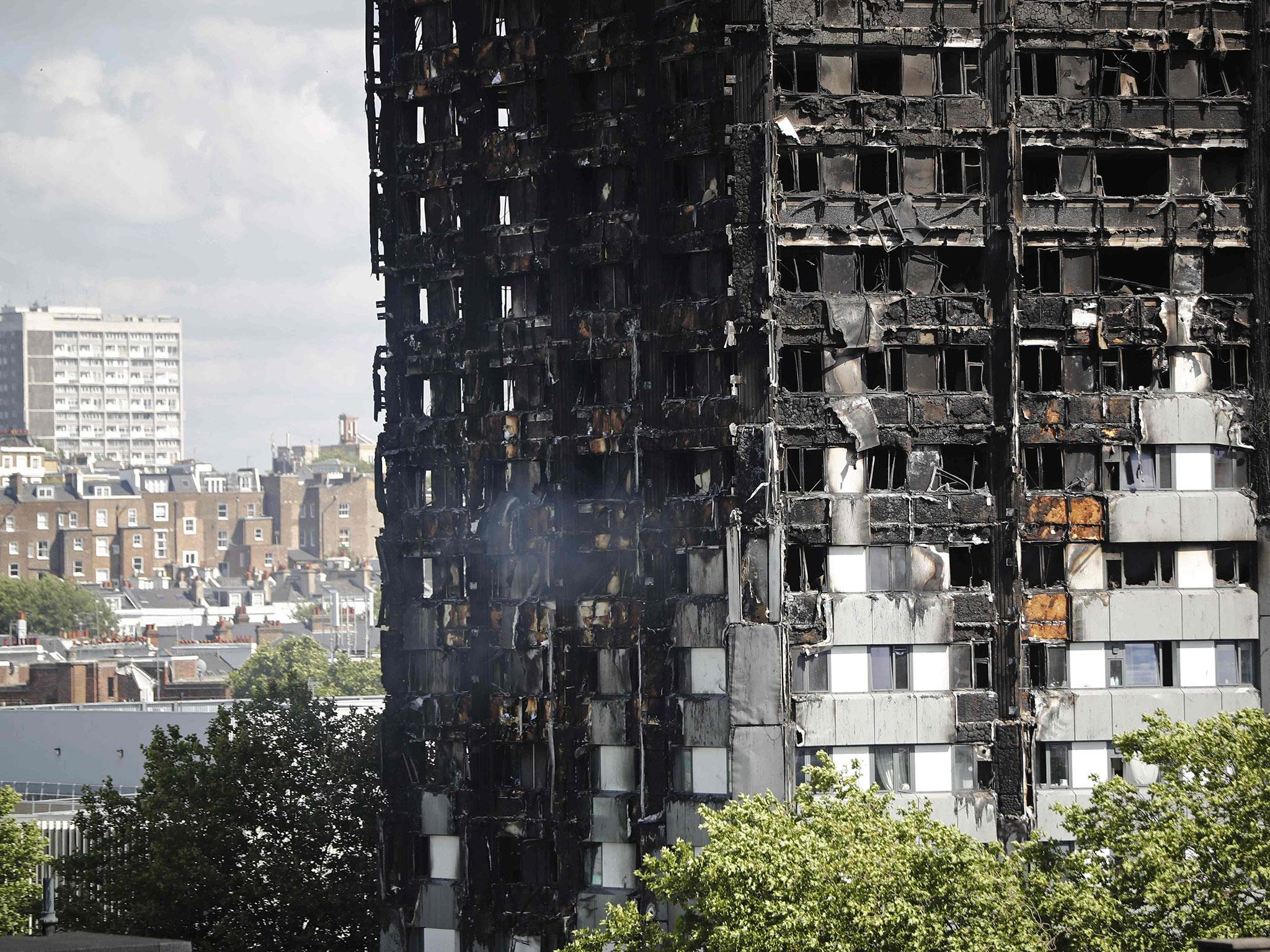 Thousands may be forced to flee homes as tower blocks test positive for 'combustible' cladding