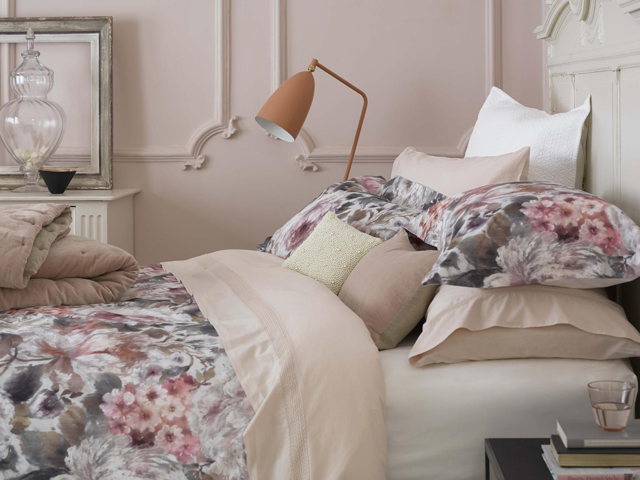 How to choose a set of bed linen family