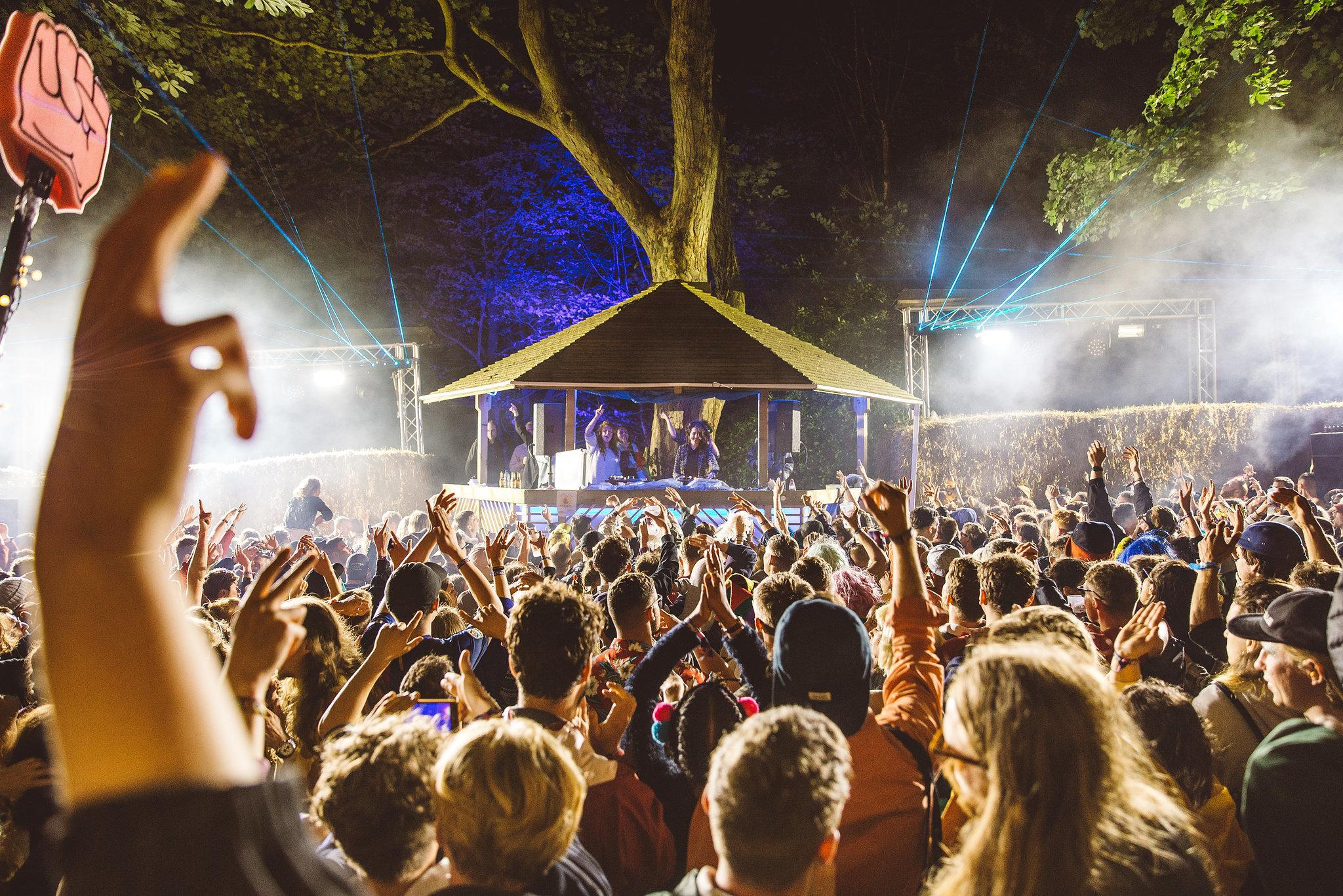 gottwood festival 2017 britain s most scenic festival on google